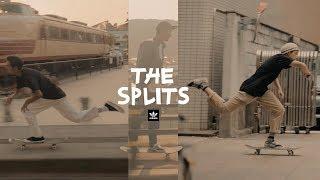 The Splits /// adidas Skateboarding Japan