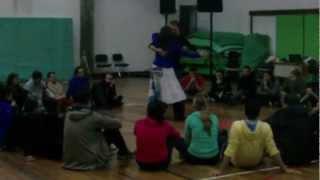 Mazurka Marisa e Peter (Dança Desporto e Bem-Estar,IPL)
