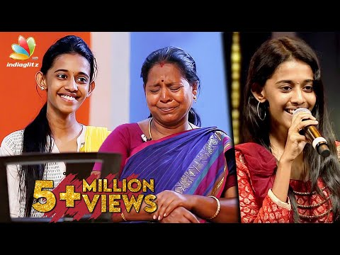 Xxx Mp4 My Mom SINGING Skills Helped Me Super Singer Priyanka Interview Chinna Chinna Vanna Kuyil 3gp Sex