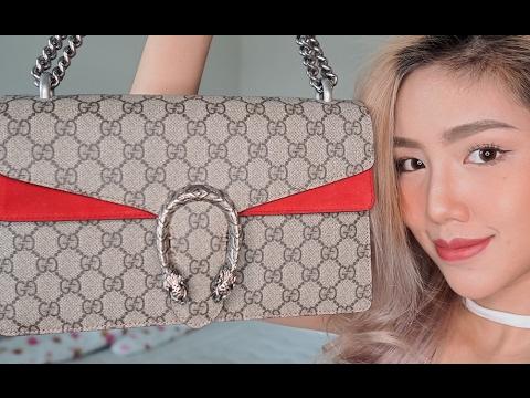 รีวิวกระเป๋า Gucci รุ่นใหม่ | Archita Lifestyle