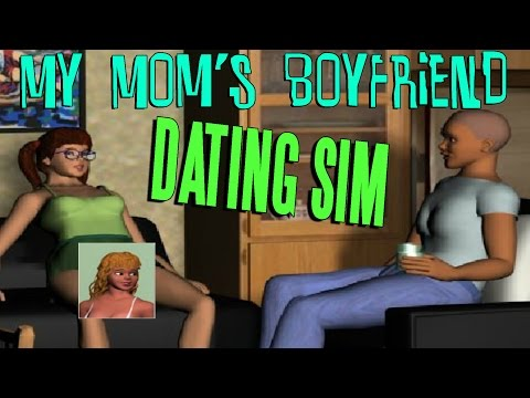 DATING SIM  - MOM'S BOYFRIEND uhhhhh WTF