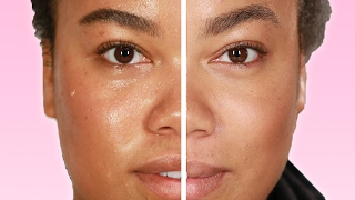 Women Try Sweat-Proof Makeup