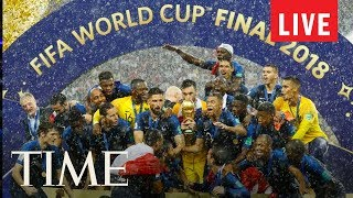 France Celebrates World Cup Win In Paris Victory Parade | TIME