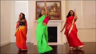 3 beautiful aunties dance for ochinde pilladu song