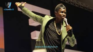 KENNY BLAQ TAKES SHOTS AT WIZKID, MR EAZI, SMALL DOCTOR AT USHBEBE