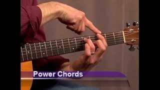 Beginner Guitar Power Chords !