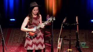 Sierra Hull  2016-10-23  Bach:  Invention #6 in E Major  - E Tune