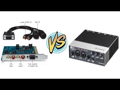 Xxx Mp4 EGT Guitar Recording Old PCI Card VS New USB Card 3gp Sex