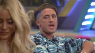 Celebrity Big Brother #039;s Stephen Bear forgets about Chloe Khan as he flirts outrageously with Au