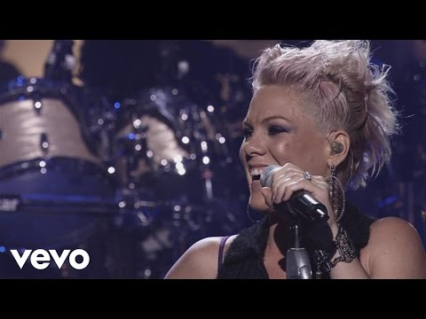 P!nk - Try (The Truth About Love - Live From Los Angeles) Video Clip