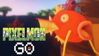THE HELL ZONE! | Pixelmon Go (Pokemon in Minecraft) S2 #19
