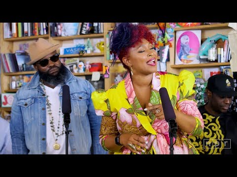 Mumu Fresh Feat. Black Thought & DJ Dummy NPR Music Tiny Desk Concert