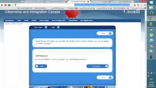 Immigration to Canada  خطوات الهجرة الى كندا تحت بند الهجرة الشخصية   YouTube