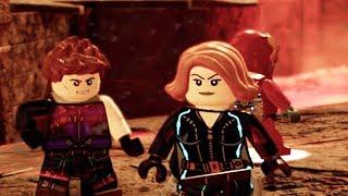 LEGO Marvel Super Heroes 2 - Black Widow Unlock Gameplay