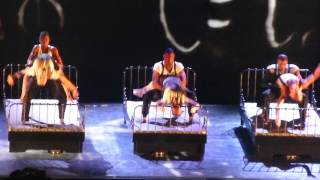 S.E.X. (interlude) -MADONNA: REBEL HEART TOUR MSG NYC 9.17.15