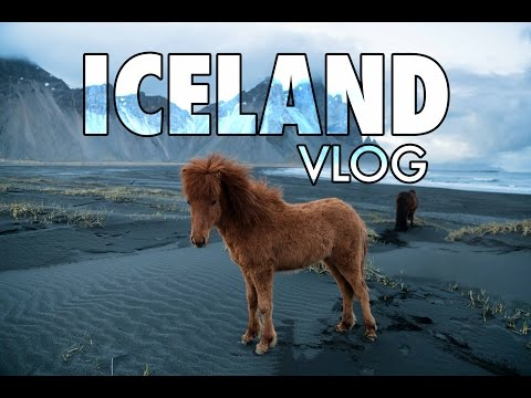 Iceland Ring Road Photography Trip 2016