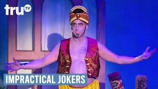 Impractical Jokers - Joe the Genie (Punishment) | truTV
