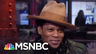 DL Hughley On Donald Trumps