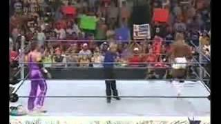 Bobby Lashley WWE Debut