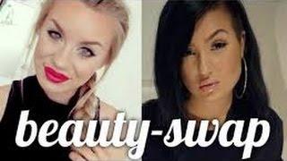 Beauty swap med Anty | Årets collab Guldtuben 2015