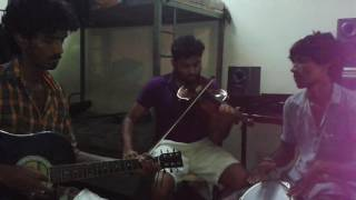 kurutu ge gee pothe... cover by coversclub guys