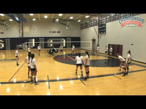 Xxx Mp4 High School Volleyball Dynamic Practice Design And Drills 3gp Sex