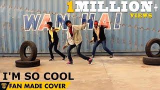 I'm So Cool - Kaaki Sattai | Fan Made Video | J Step Crew | #MyKaakiSattai