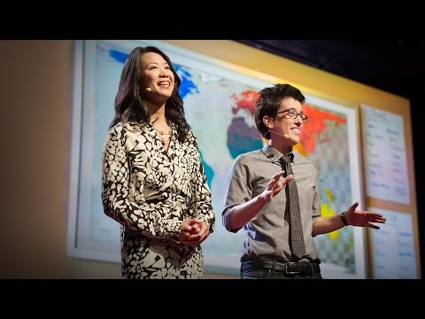 This Is What LGBT Life Is Like Around the World Jenni Chang and Lisa Dazols TED Talks