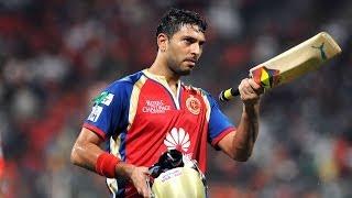 IPL 7: Angry Yuvraj hits 9 Sixes - IANS India Videos