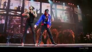 michael jackson the way you make me feel live This is it By Nielbien