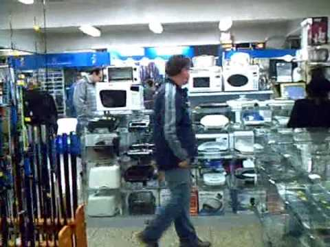 Shopping Americana Ciudad del Este Paraguai