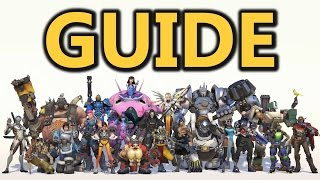 Overwatch: How To Counter EVERY HERO (Guide)