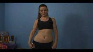 Belly Dance for Beginners : Belly Dance Vertical Chest Circle