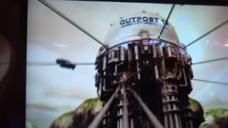 Canyon Coaster Tyhoon Ride Simulator Dave and Buster's Milwaukee, WI 4-8-17