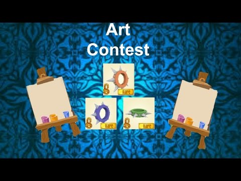 Animal Jam - ART CONTEST! *Now ends at 420 Subs* (YOU MUST BE SUBSCRIBED TO ENTER!)