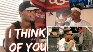 Jeremih - I Think Of You ft. Chris Brown, Big Sean - REACTION