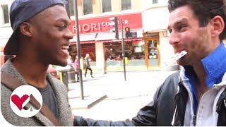 Jamie Raven - Amazing Magic On The Streets Of London!