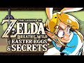 Zelda: Breath of the Wild - Easter Eggs & Secrets (Nintendo's Attention to Detail)