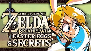 Zelda: Breath of the Wild - Easter Eggs & Secrets (Nintendo
