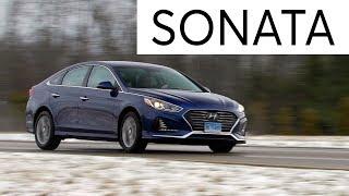 2018 Hyundai Sonata Quick Drive | Consumer Reports