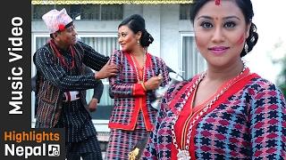 Hai Hai Re Kanchhi Ft. Ashishma Nakarmi - New Nepal Bhasha Newari Song 2017/2073