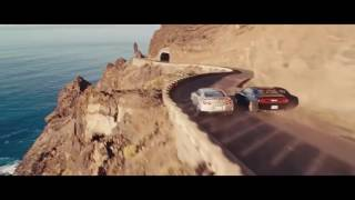Fast And Furious 6 (Dom vs Brian) Race