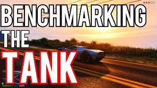 i5-7500 and RX 480 4GB Benchmarks  – Benchmarking The Tank!