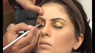 How to do bridal makeup professionally (depilex lahore )