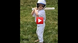 Teach Your Son How To Hit The Shi* out of the ball... Using Only These 5 Magical Words!