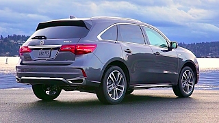 2017 Acura MDX | ALL-NEW Acura MDX 2017 Sport Hybrid