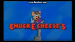 Chuck E. Cheese's Ad- Laughing Kids (2004)