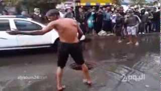 هههههه علال القادووووس  ينقد حي المسيرة بالرباط من الفيضان 240p