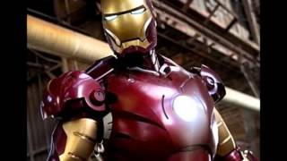 Iron Man - music theme.