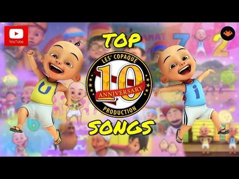 Upin & Ipin Top 10 - Songs From Upin & Ipin Series - Muvi.Top